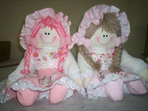 Read more about the article Como fazer bonecas de pano