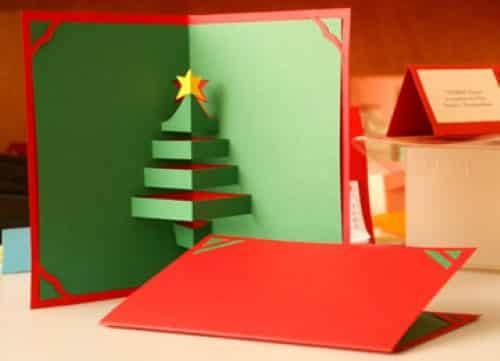 Read more about the article Como fazer cartão de Natal artesanal