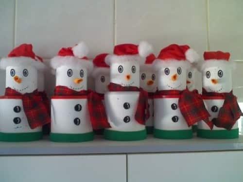 You are currently viewing Como fazer enfeites de Natal reciclados
