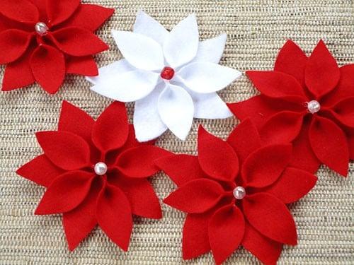 Read more about the article Como fazer artesanato para o Natal em feltro