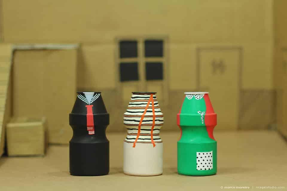 como fazer brinquedos recicláveis