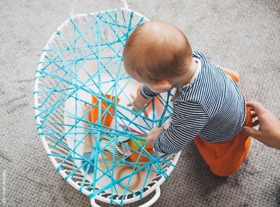 brinquedos reciclados para berçario