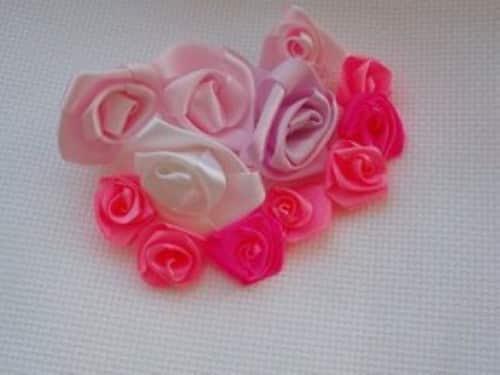 Read more about the article Como fazer artesanato com fitas de cetim