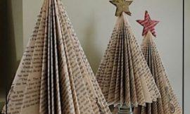 Como fazer artesanato de Natal para crianças