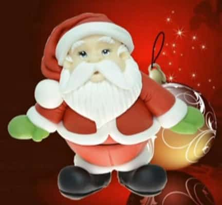 You are currently viewing Como fazer Papai Noel de biscuit passo a passo