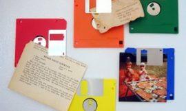 Como fazer artesanato com disquete