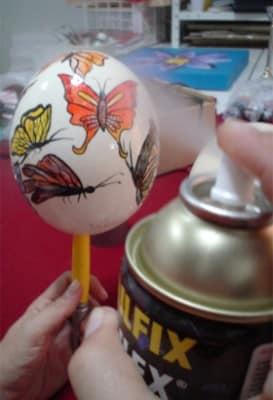 You are currently viewing Como fazer artesanato em ovo de avestruz
