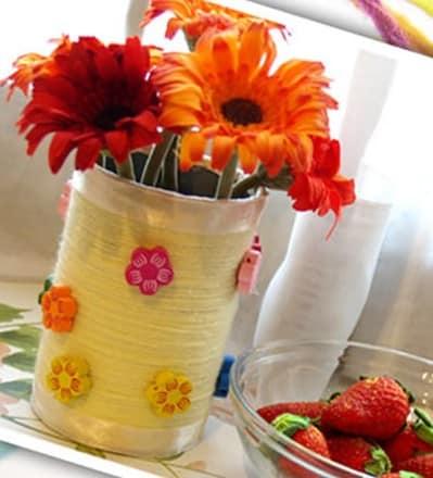Read more about the article Como fazer artesanato com lata de leite