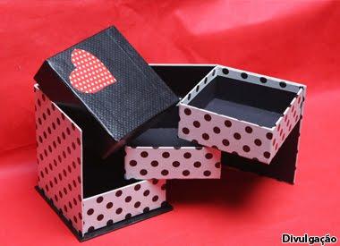 You are currently viewing Como fazer artesanato com caixa de papelão