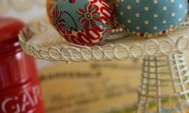 Como fazer ovo de páscoa de tecido