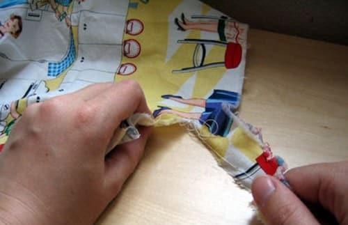 Tecido em forma de crochê (Foto:Divulgação)