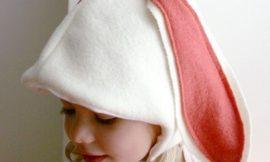 Como fazer fantasia de coelho da páscoa