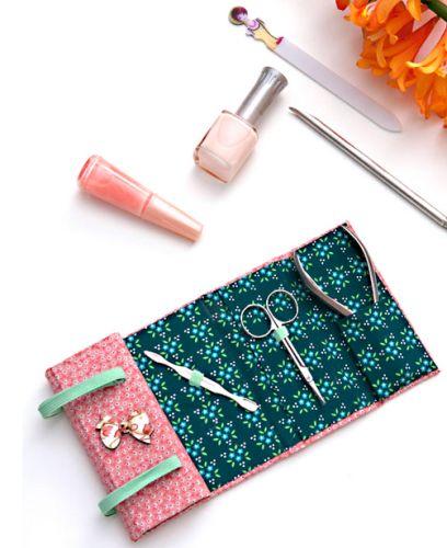 O kit manicure para dia das mães é ótima opção de presente, bonito e barato (Foto: Divulgação)
