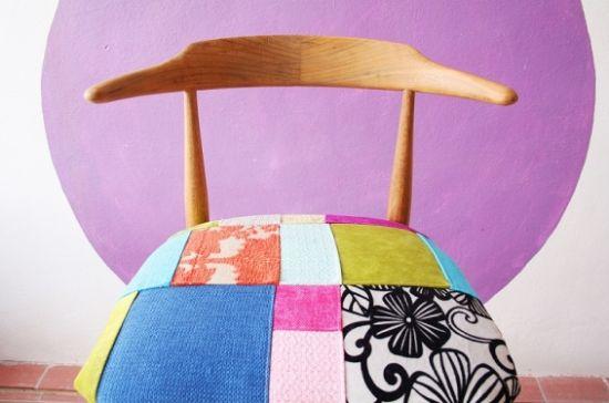 You are currently viewing Como Fazer Cadeira Forrada com Patchwork