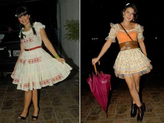 Fazer vestido para festa junina é mais simples do que você imagina (Foto: Divulgação)