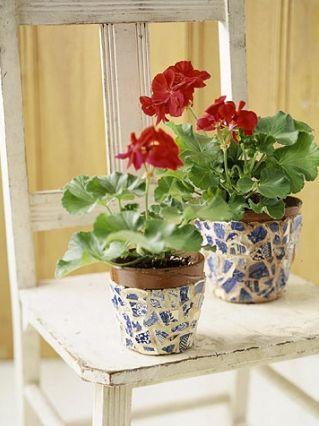 Read more about the article Como Fazer Vaso em Mosaico