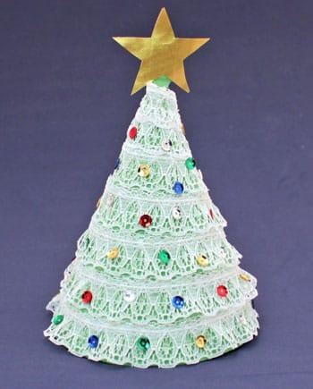 Read more about the article Como Fazer Árvore de Natal de Mesa