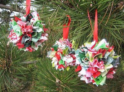 You are currently viewing Como Fazer Bolinhas de Natal de Tecido