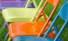 Como Reformar Cadeiras de Ferro Velhas