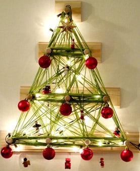 You are currently viewing Como Fazer Árvore de Natal com Lã