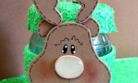 Como Fazer Artesanato de Natal com EVA