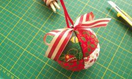Como Fazer Artesanato de Natal em Patchwork