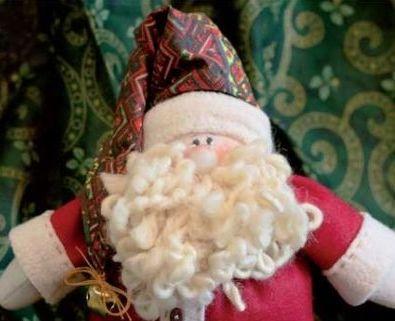 Read more about the article Como Fazer Papai Noel de Tecido