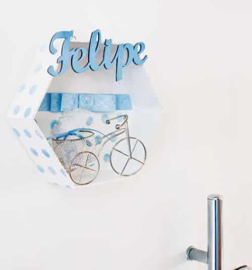 Read more about the article Como Fazer Enfeite de Porta Maternidade