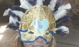 Como Fazer Máscaras de Carnaval