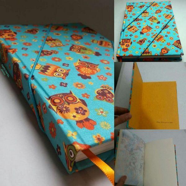 capa colorida para livros