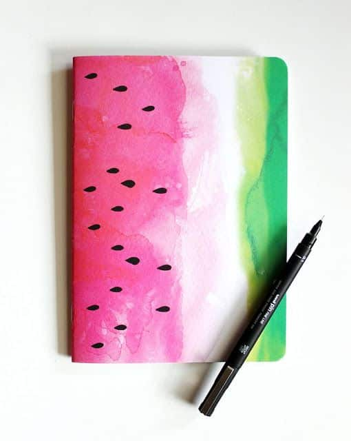 desenho para capa de caderno colorido