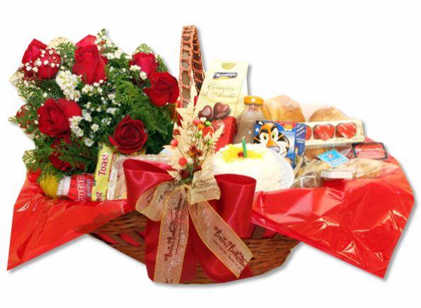 Fazer uma cesta de café da manhã para dia dos namorados é ótima alternativa para agradar o seu amor (Foto: Divulgação)