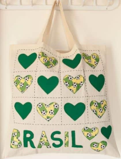 Read more about the article Como Fazer uma Ecobag para Copa do Mundo