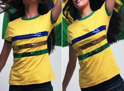 You are currently viewing Como Customizar Camiseta para Copa do Mundo