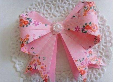 Read more about the article Como Fazer Laços de Origami