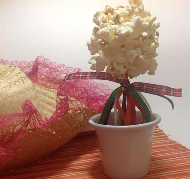 Read more about the article Como fazer árvore de pipoca para festa junina
