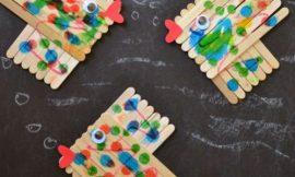 Como Fazer Artesanato Infantil com Palito