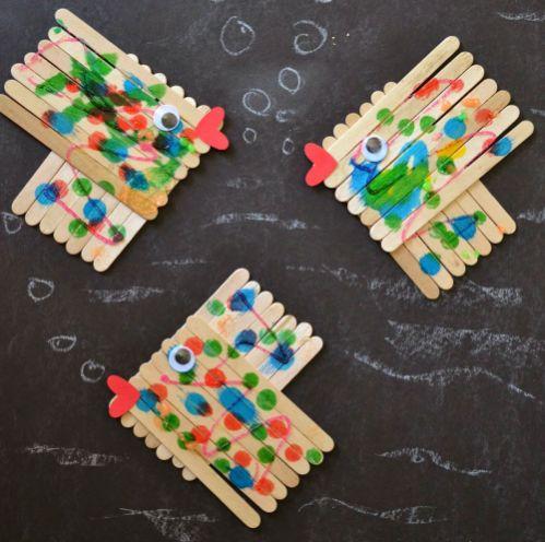 Read more about the article Como Fazer Artesanato Infantil com Palito