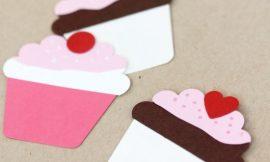 Como Fazer Cupcake de Papel