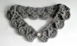 Como Fazer um Colar de Crochê