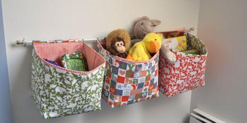 Read more about the article Como Fazer Cestos para Brinquedos