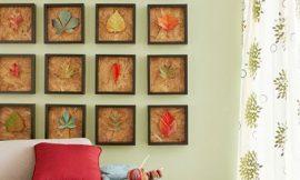 Como Fazer Quadro Decorativo para Casas