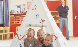 Como Fazer uma Cabana Infantil