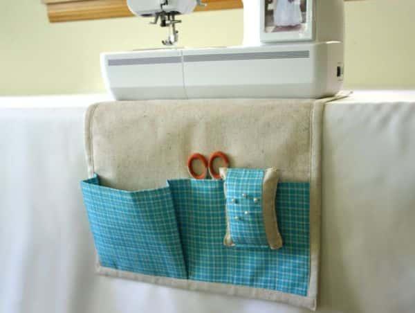 Read more about the article Como Fazer um Organizador para Máquina de Costura