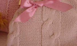 Como Fazer Artesanato com Blusa de Lã Velha