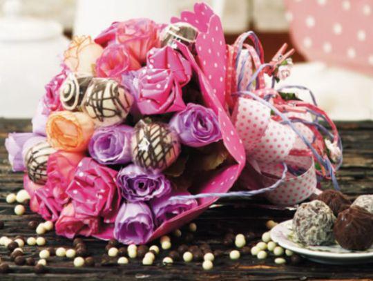 Read more about the article Como Fazer um Buquê de Flores com Doce