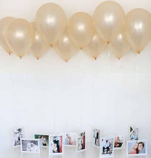 Read more about the article Como Fazer um Mural de Fotos com Balões