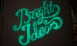 Como Fazer um Painel com Letras Iluminadas