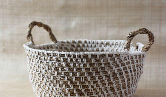 Read more about the article Como Fazer uma Cesta Fruteira de Crochê