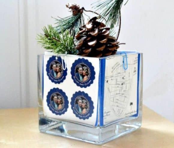 Read more about the article Como Decorar um Vaso de Vidro com Fotos